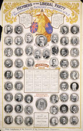 Members of parliament, 1910