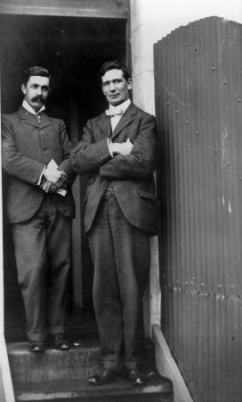 James Malcolm Mason and John Anderson Gilruth