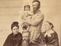 Atkinson family photograph