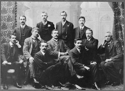The New Zealand Socialist Party's fourth annual conference, 1911
