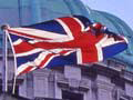 The Union Jack in Belfast