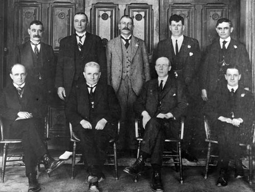 The New Zealand Parliamentary Labour Party, 1922