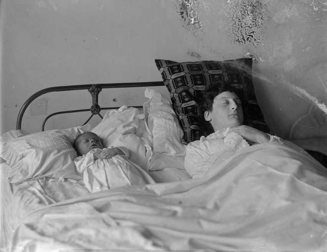 Death during childbirth, 1910s