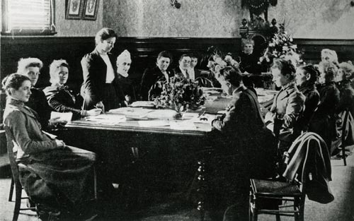 National Council of Women, 1901