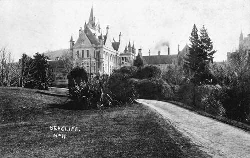 Seacliff Mental Hospital