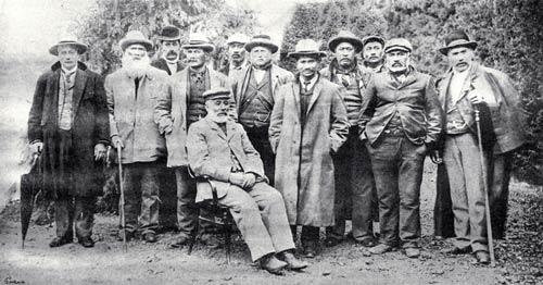 Māori Council, Maahunui District, 1902