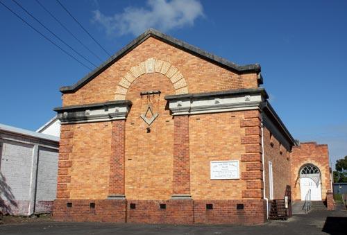 Taupiri Lodge, Huntly