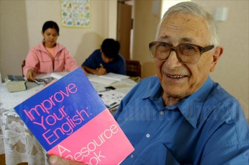 Volunteer home tutor