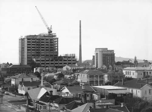 Auckland Hospital, 1968