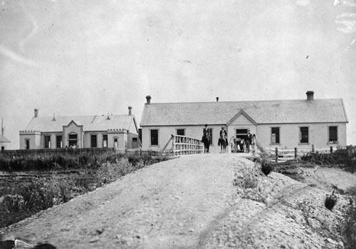 Grey Hospital, 1890s