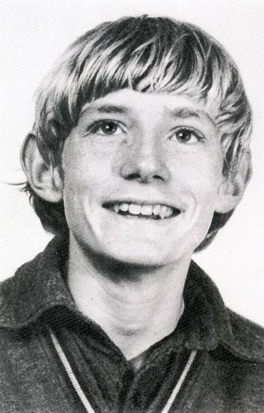 Mark Davies, aged 16