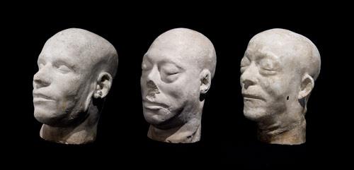 Burgess gang death masks