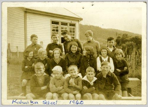 Kahuika School in the Catlins