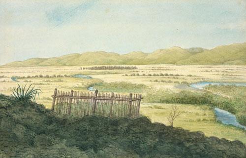 Wairau affray, 1843