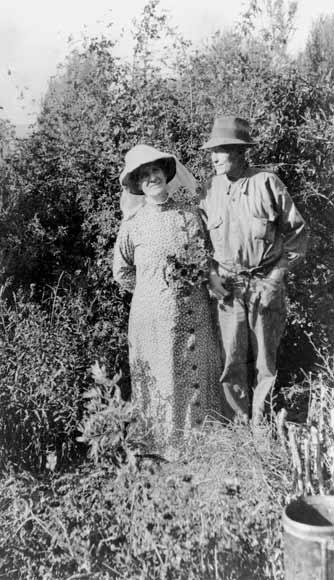 Asbestos: Annie and Henry Chaffey