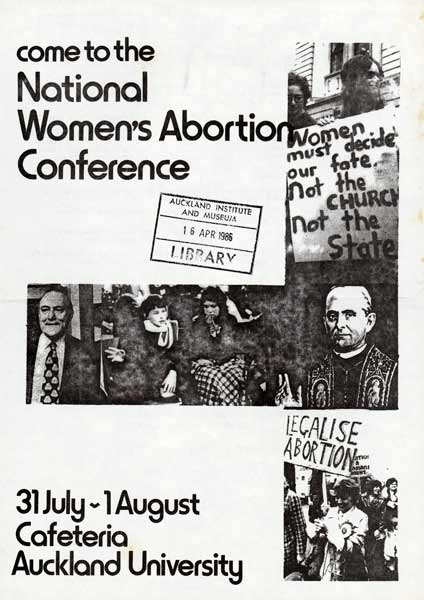 Abortion conference