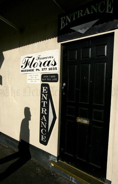 Famous Flora's massage parlour