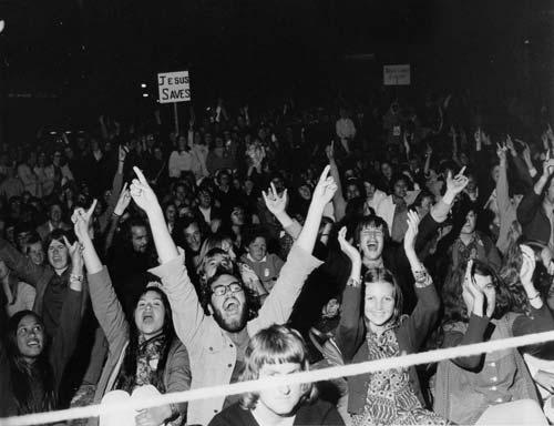 Jesus March, 1972