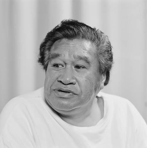 Hone Tuwhare, 1986