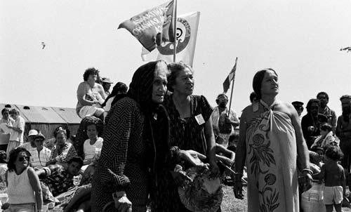 Wāhine toa: Whina Cooper, Eva Rickard and Titewhai Harawira