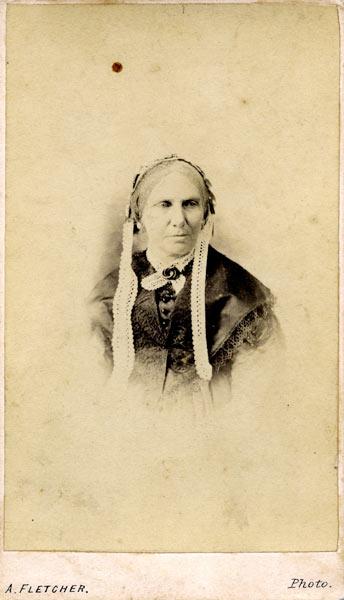 Helen Hursthouse