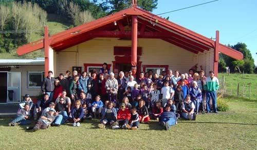 Ngāti Maniapoto whānau