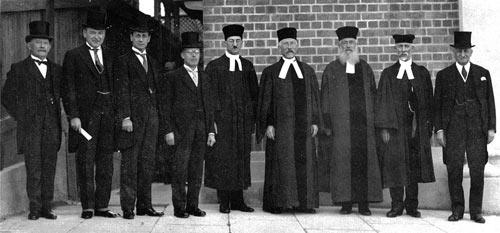 Jewish community leaders