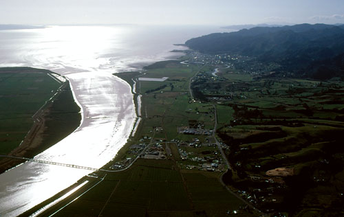 Waihou River mouth