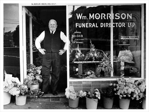 Funeral directors: William Morrison