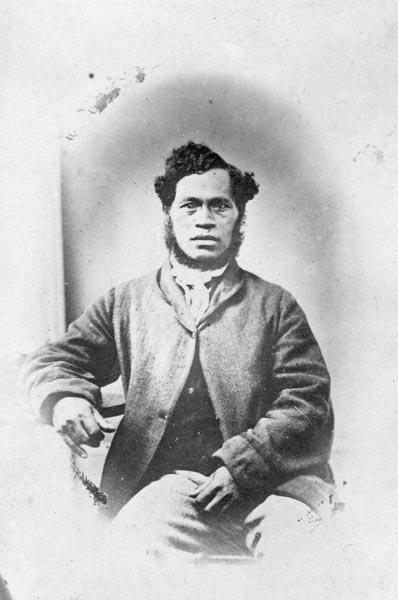 Reverend Rota Waitoa