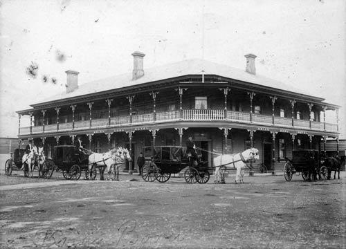 Brian Boru Hotel: 1910