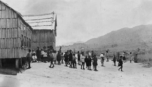 Ruatāhuna mission school