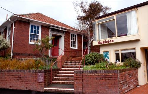 Quaker meeting house, Wellington