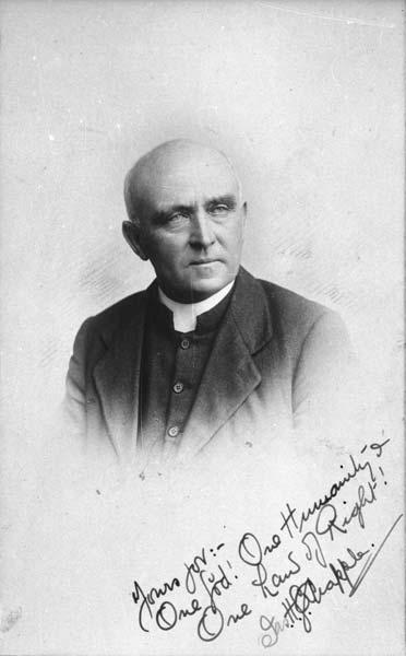 Reverend James Chapple