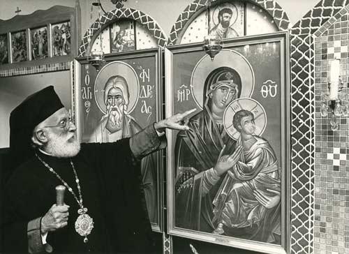 Greek Orthodox Church, Wellington