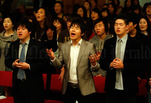 Korean Presbyterian Church, Auckland