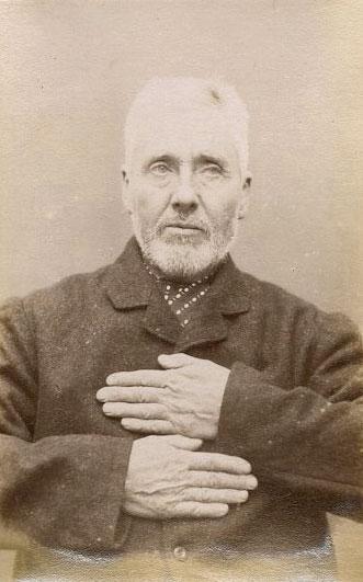 George Summerfell, burglar
