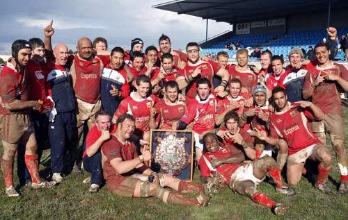 Seddon Shield, 2010