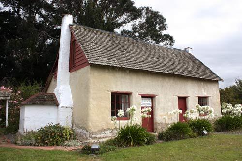 Cob Cottage Riverlands Marlborough Places Te Ara
