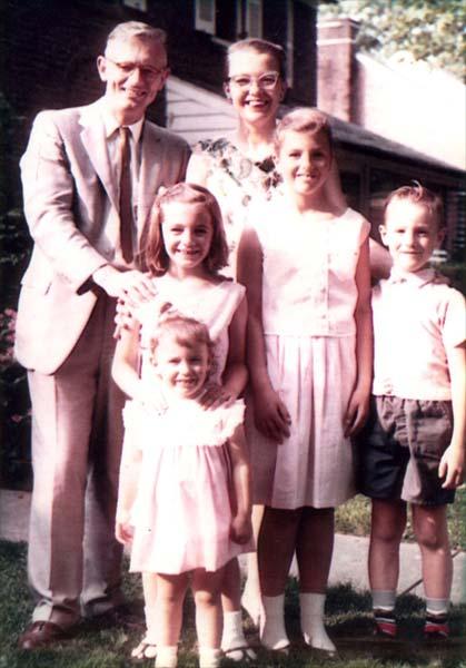 MacDiarmid family photo