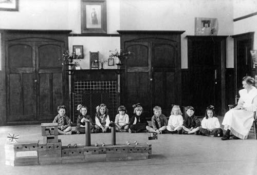 Rachel Reynolds Kindergarten, Dunedin