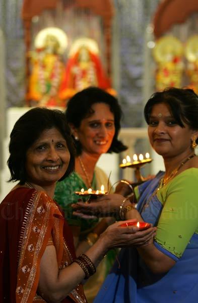Diwali festival: Auckland, 2005