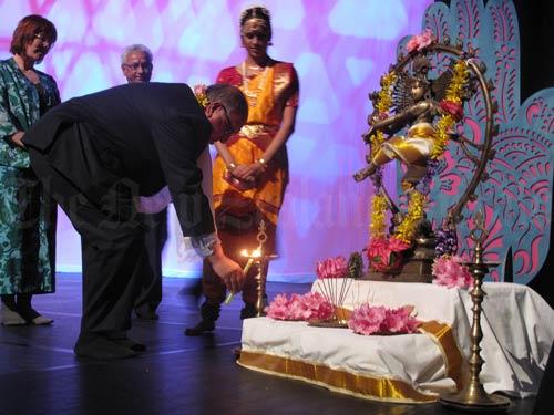 Diwali festival: Wellington, 2010