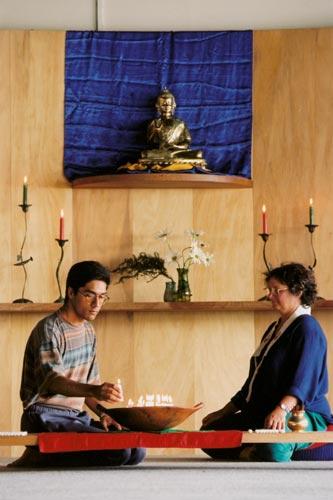 Wellington Buddhist Centre, 1997
