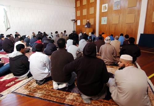 Al-Huda mosque, Dunedin