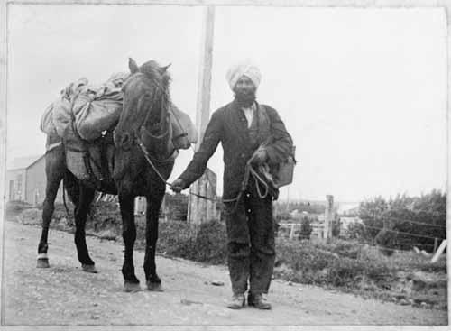 Sikh pedlar, early 20th century