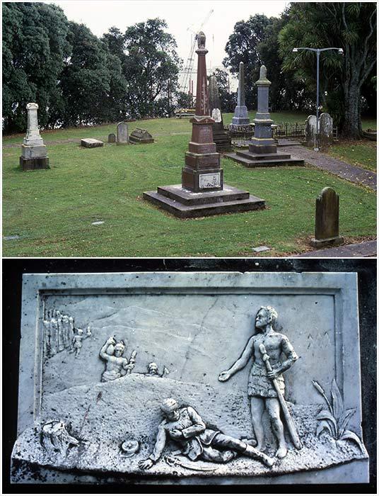 Monument to Rāwiri Puhirake