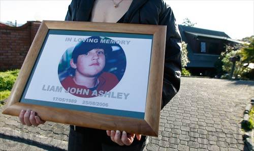 Prisoner transport: Liam Ashley's death