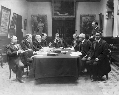Richard Seddon's cabinet