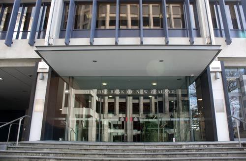 Reserve Bank building